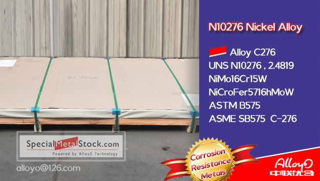 n10276 C276 hastelloy C-276 sheets